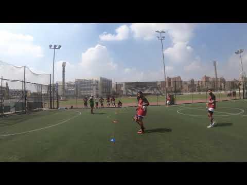 جانب من تدريبات منتخب الإمارات استعداداً للبطولة العربية الرابعة لسباعيات الرجبي 2018