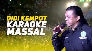 Semua ikut Nyanyi... Didi Kempot Banyu langit & Layang Kangen (Official Video)