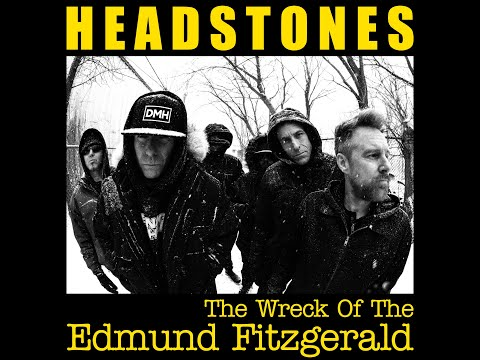 Headstones The Wreck Of The Edmund Fitzgerald