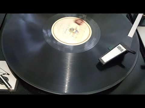 Wielka Radość W Warszawie - Mieczysław Fogg -  śpiewa  Mała Orkiestra Taneczna 78 rpm
