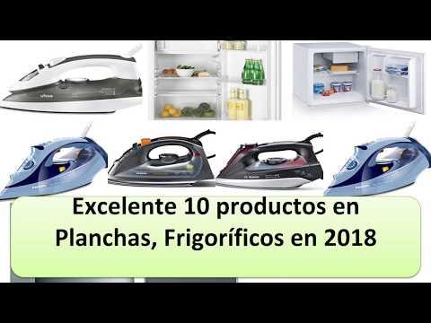 Arriba 10 productos en Planchas, Frigoríficos en 2018