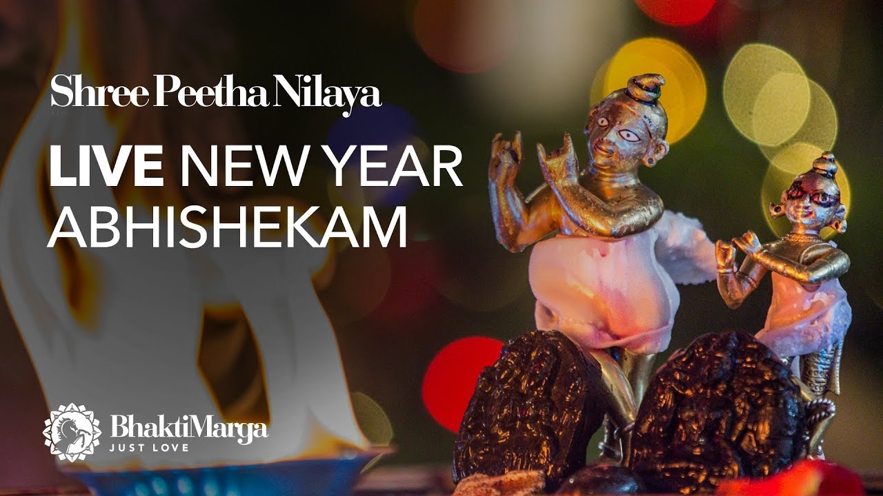 New Year Abhishekam LIVE