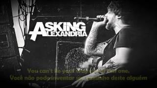 Asking Alexandria - I Used to Have a Best Friend (LEGENDADO EM PT-BR)
