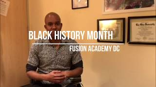 Fusion Academy DC Black History Month