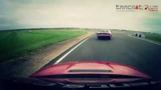 preview picture of video 'Dodge Charger @Bedford Autodrome Track Day 23.11.13'