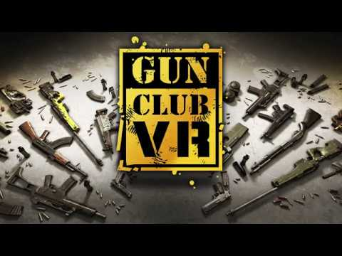 Gun Club VR - Official Early Access Trailer (Oculus Rift & HTC Vive) thumbnail