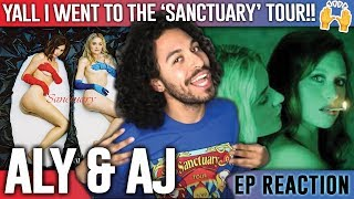ALY & AJ   Sanctuary EP | ALBUM REACTION |