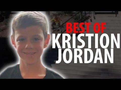 10 Year Old Skater Kristion Jordan | 2019 Best Moments - Skateboarding Highlights