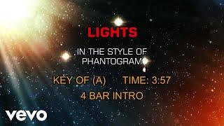 Phantogram - Lights (Karaoke)