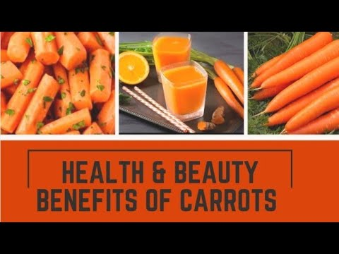 11 Amazing Health and beauty Benefits Of Carrots || Tips || fitness.