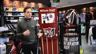 Wilson Staff D200 Irons - Review