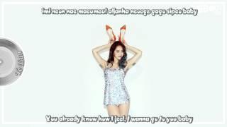 [ENG/ROM SUB] WONDER GIRLS (원더걸스) _ BABY DON'T PLAY