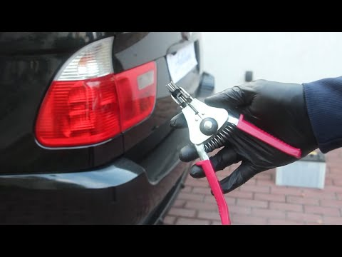 Как открыть BMW X5 E53 при разряженном аккумуляторе. Что делать если сел АКБ BMW X5