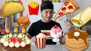 Video Food Emoji Food Challenge MP3, 3GP, MP4, WEBM, AVI, FLV Agustus 2019