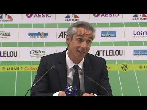 La conférence de Paulo Sousa