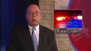 Single Car Crash kills Woman