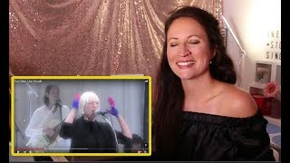 Vocal Coach REACTS To SIA'S BEST LIVE VOCALS