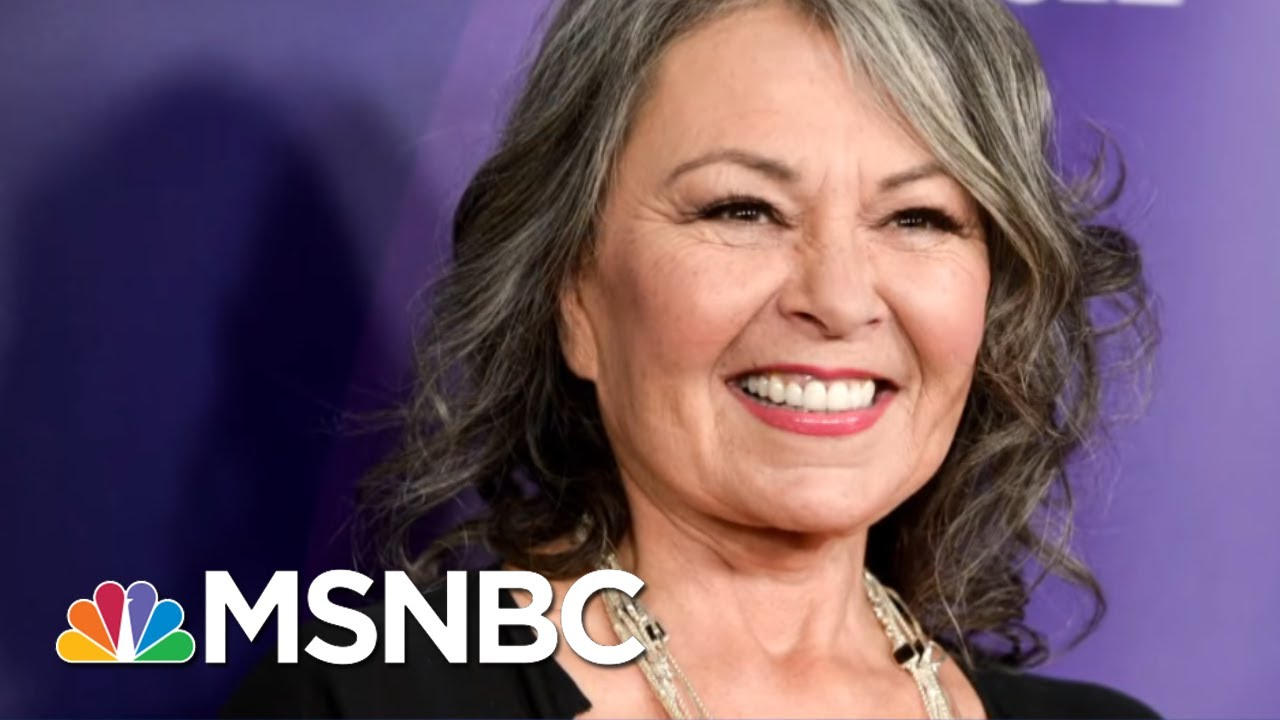 Roseanne Mulling To Fight Back. President Donald Trump Weighs In | Hardball | MSNBC thumbnail