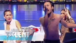 Thailand's Got Talent Season 5 EP3 6/6