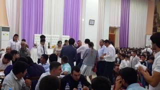 Music and Dance in Georgia 💎 Казахи на свадьбе в Грузий
