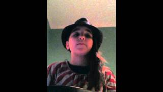 9 year old sings little drummer boy by faith hill