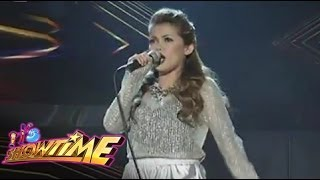 It's Showtime: KZ  sings 'Rolling In The Deep' with a twist - dooclip.me