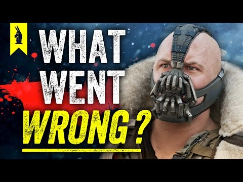 Video The Dark Knight Rises: What Went Wrong? – Wisecrack Edition