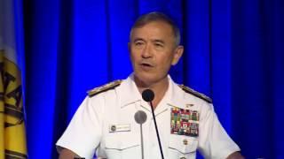 WATCH: Admiral Harris Keynote at LANPAC 2017