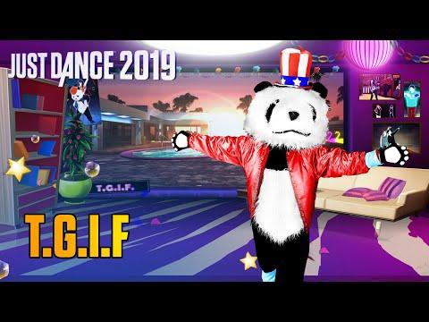 Just dance 2019: Last Friday Night (T.G.I.F.) - Katy Perry
