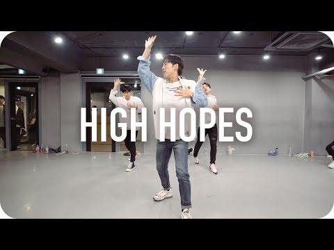 High Hopes - Panic! At The Disco / Koosung Jung Choreography Mp3
