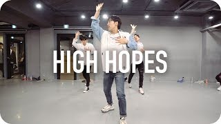 High Hopes   Panic! At The Disco  Koosung Jung Choreography