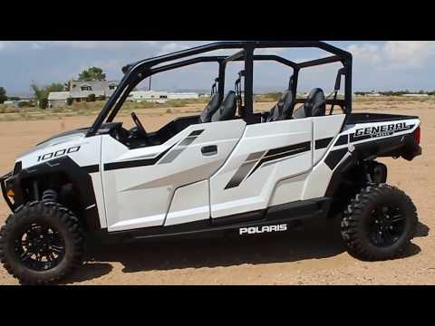 New 2019 Polaris General 4 1000 Eps Utility Vehicles In