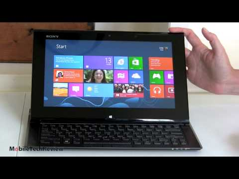 Sony VAIO Duo 11 Review