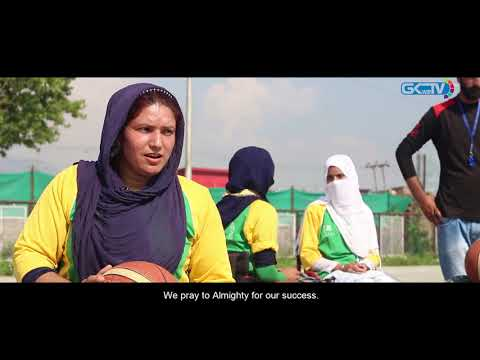 Overcoming hurdles: Story behind Kashmir's wheelchair-bound girls' basketball team