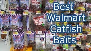Best 5 Walmart Catfish Baits
