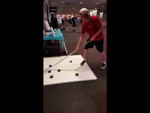 Incredible Stick Handling