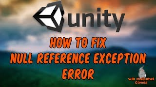 How to Fix Null Reference Exception Error