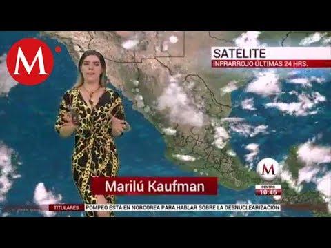 El clima para hoy 6 julio 2018 con Marilú Kaufman