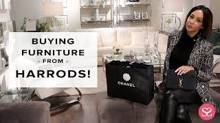 IM LETTING HARRODS HANDLE THIS... | Luxury Shopping Vlog | Sophie Shohet