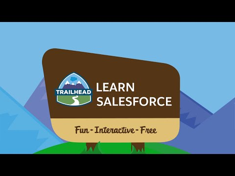 Learn Salesforce with Trailhead - YouTube