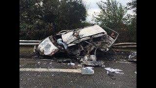 Автокатастрофы. Подборка серьезных ДТП 17 07 2017