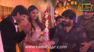 Mansoor Ali Khan Daughter Wedding Reception