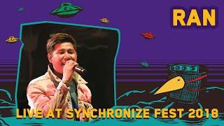 Ran Live At SynchronizeFest   7 Oktober 2018