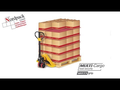 SafetyGrip Video Nordpack GmbH