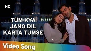 Tum Kya Jano Dil Karta Tumse | Aashiq (2001   - YouTube
