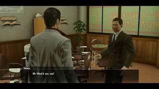 Yakuza Kiwami: Substory 03 - Bet On A Champ