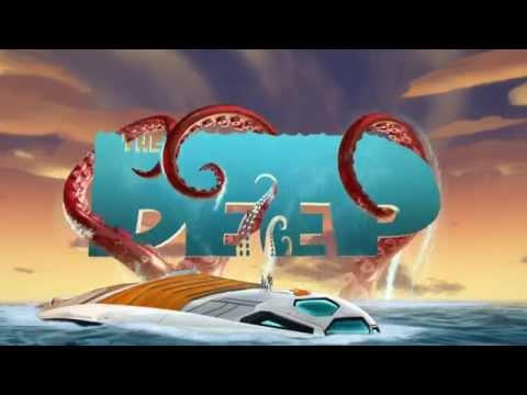Video trailer för The Deep Animated TV Series Trailer