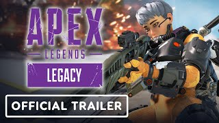 Apex Legends: Legacy - Official Valkyrie Character Trailer by IGN