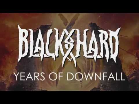 Blackshard - Blackshard - Years of Downfall (OFFICIAL Lyric Video)