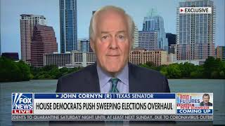 Sen. Cornyn On Mornings With Maria